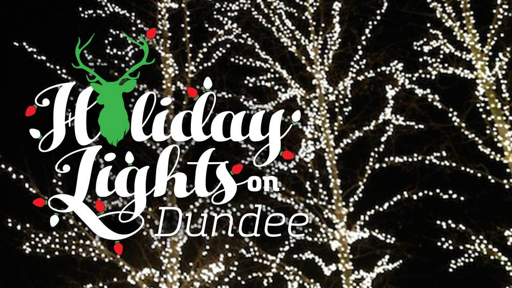 Holiday Lights On Dundee