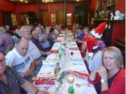 - A CHRISTMAS LUNCH and a CHRISTMAS IN JULY LUNCH is held each year (the Christmas party this year was held in Oberon on 17th December and was a great success).