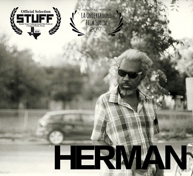 A big thank you to the South Texas Underground Film Festival for including our project, Herman, last month at their annual fest. ❤️We are honored.❤️ You can watch it for yourself...link in the bio.  #southtexasundergroundfilmfestival #STUFF #STUF6 #herman #futuredeath #sloql #shortfilm #shortdocumentary #austin