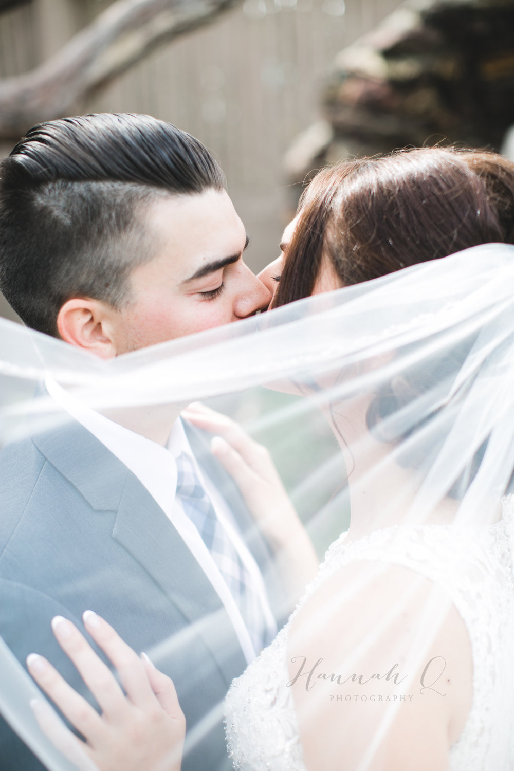 One of my favorite photos.  Veil photos always come out to be the best!