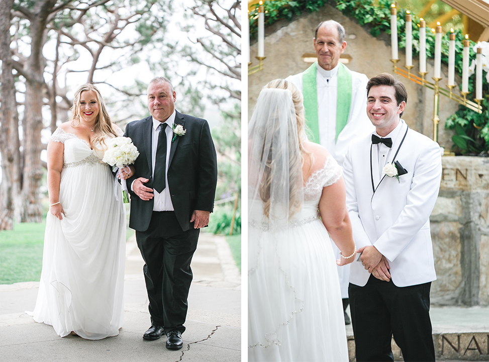 Wayfarer's Chapel Palos Verdes Estates Wedding