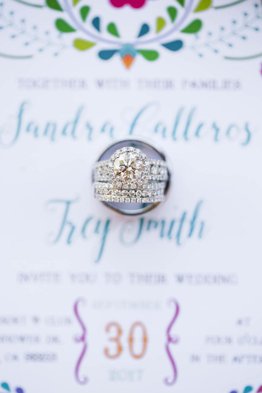 Diamonds galore! Holy ring!