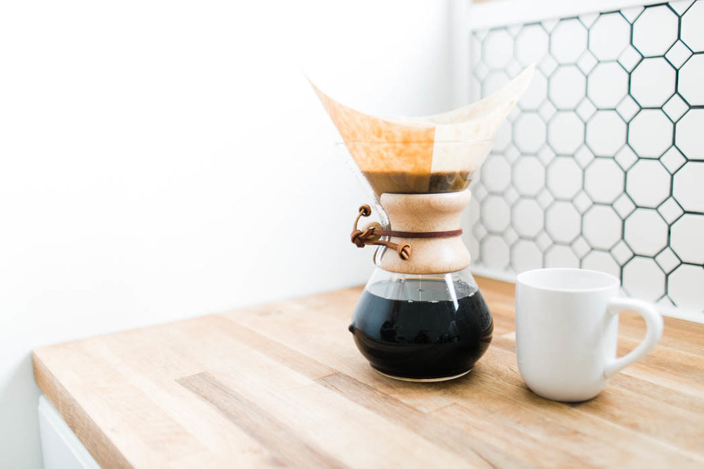 chemex coffee maker for entrepreneur gift