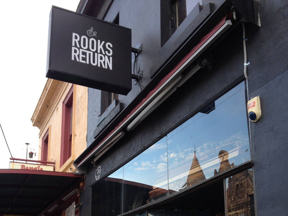 Here Studio Architects Ballarat - Commercial - The Rooks Return Fitzroy