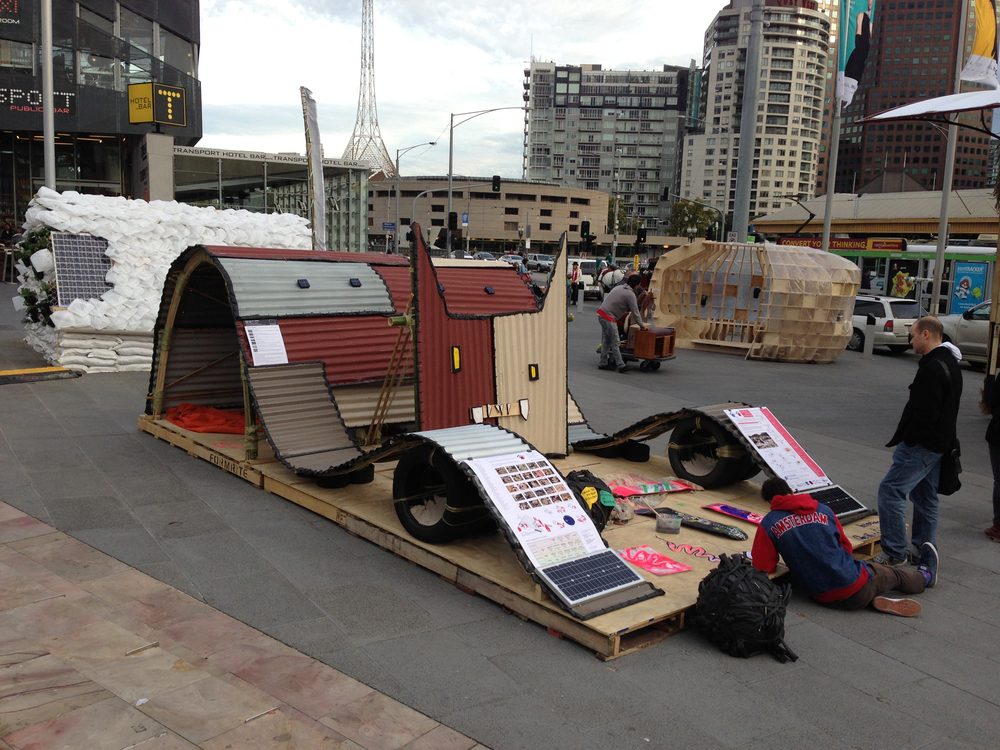 Here Studio Architects Ballarat - Community - Emotional Shelter - Kensington