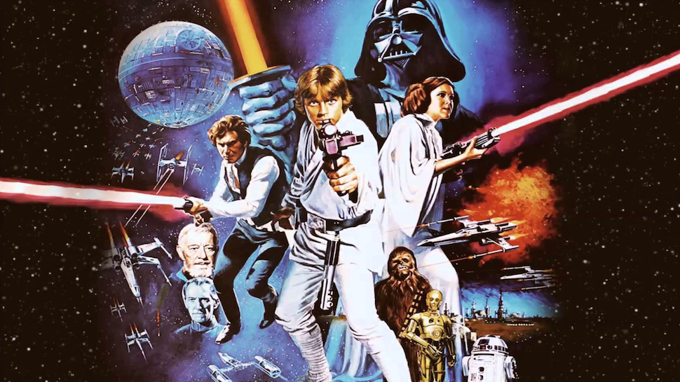 Star Wars at 40 -