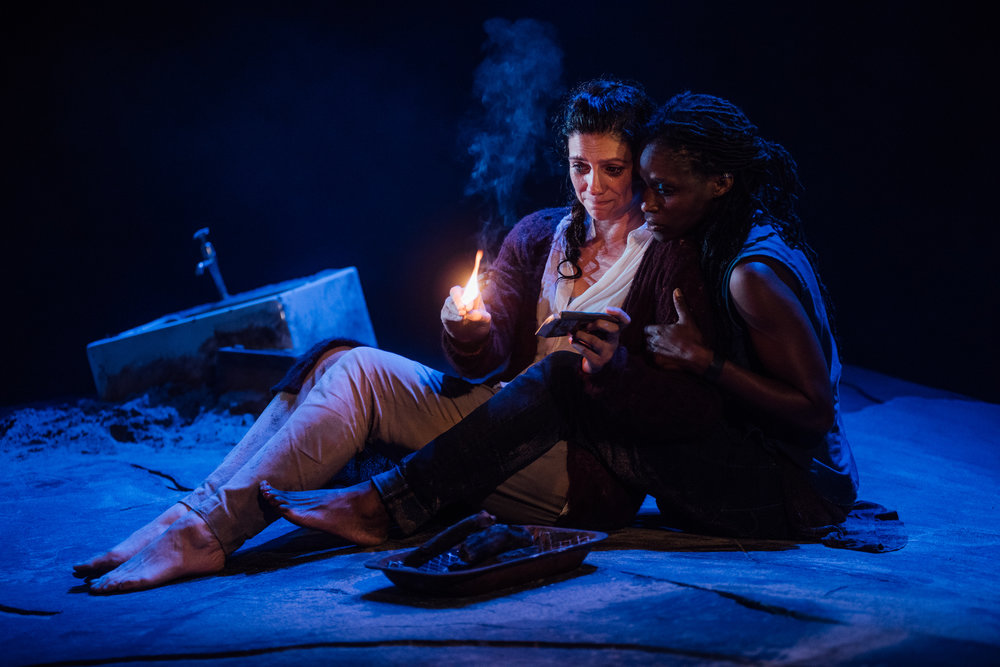 11. Neve McIntosh and Sharon Duncan-Brewster. Photo by David Monteith-Hodge.jpg