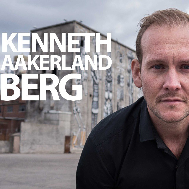 Norwegian actor Kenneth Akerland Berg