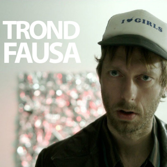 Norwegian actor Trond Fausa!