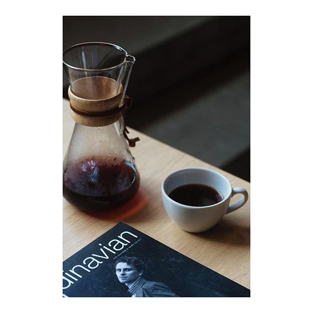 #coffeetime @kokkostavanger. @scandinavian.man Open, serving you coffee until 19.00☕️👌🏻 . . . . . . . . . #coffeetime#chemex# #coffee#caffeine#handbrew##manualbrewonly#alternativebrewing#sprudge#baristamagasine#coffeegram#coffeeshots #architecture#interiodesign#interiordesigninspiration#scandinavianinteriordesign#concrete#oak#fujifilm#kokkostavanger#thirdwavecoffee#specialtycoffee#byas @baristadaily