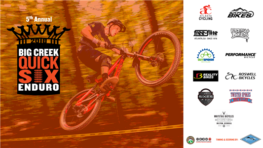 Registration is now open! - https://www.bikereg.com/quicksix
