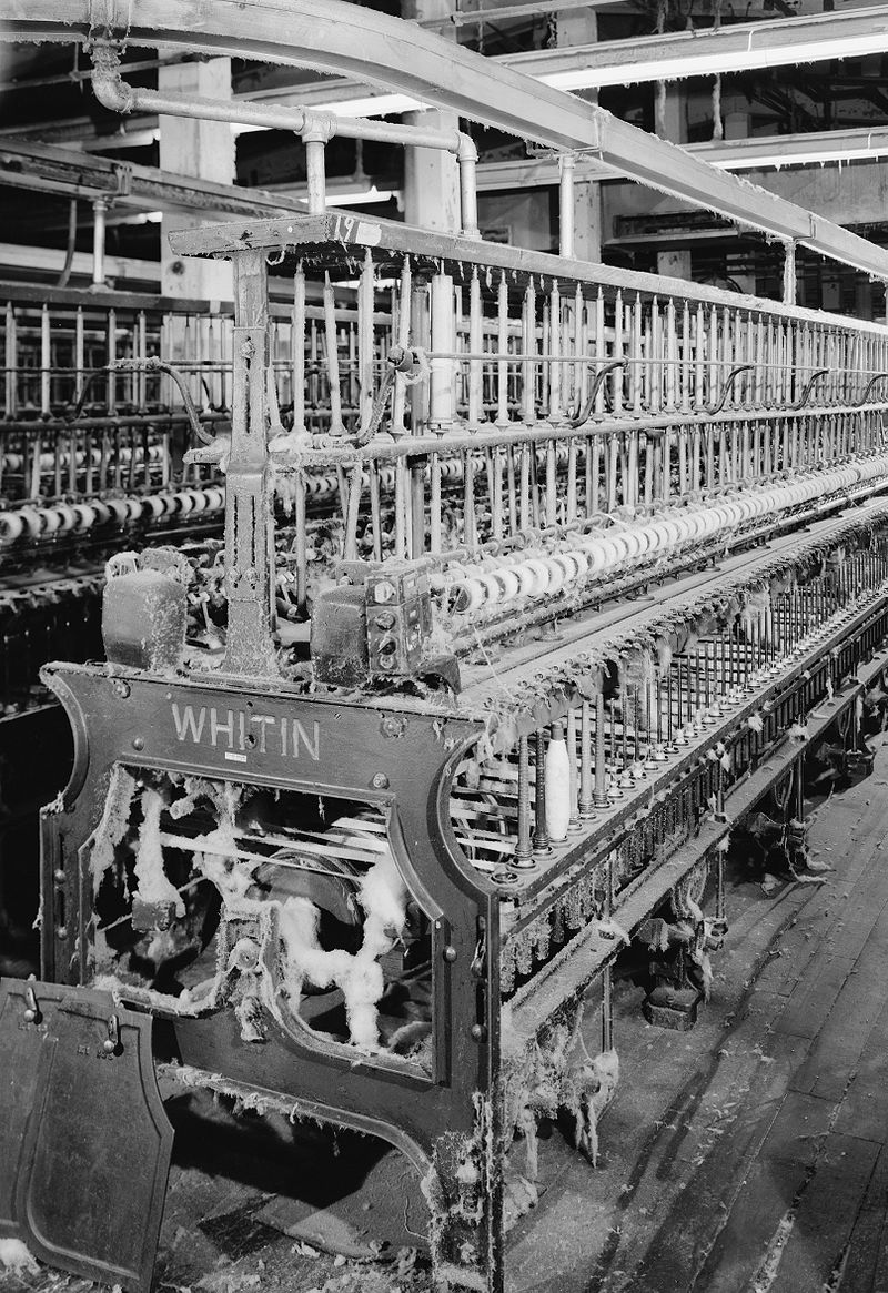 cotton spinning whitin spinning frame.jpg