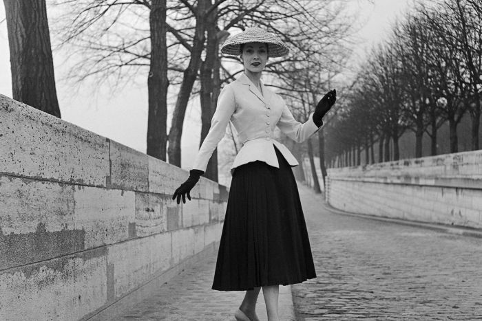 The New Look, Christian Dior, 1947