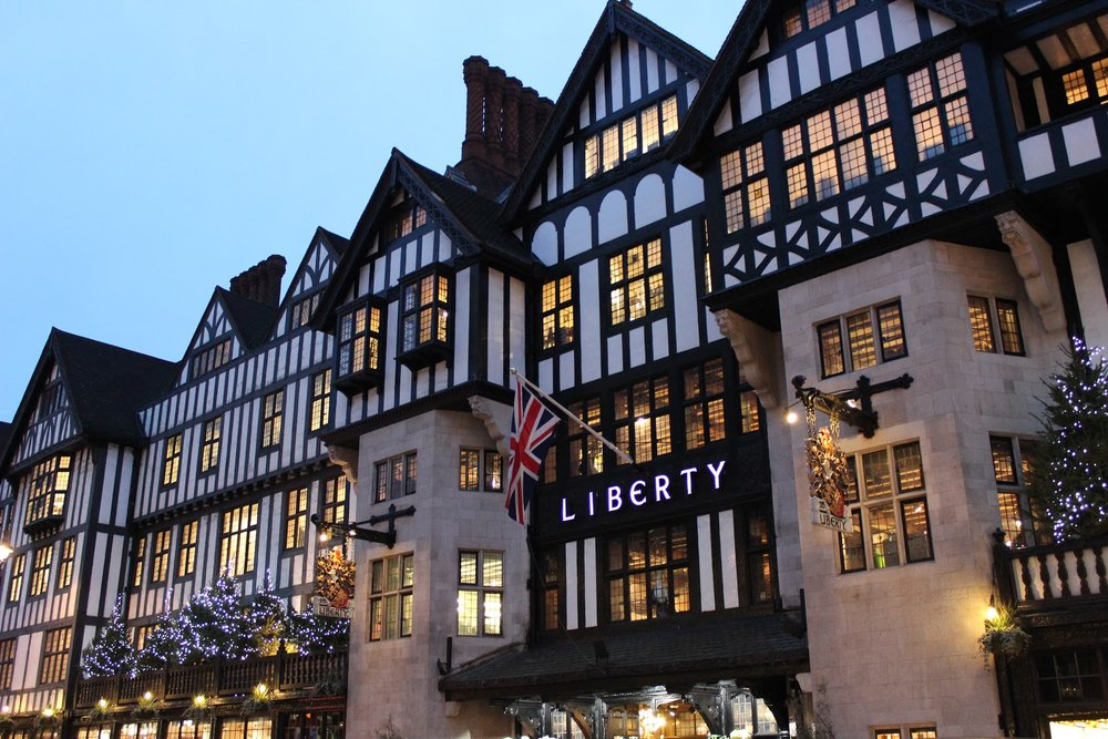 Liberty of London, exterior