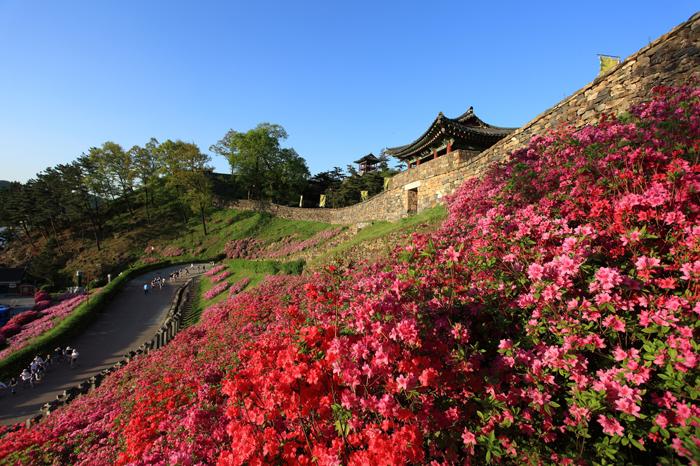 Gongju Fortress, Republic of Korea