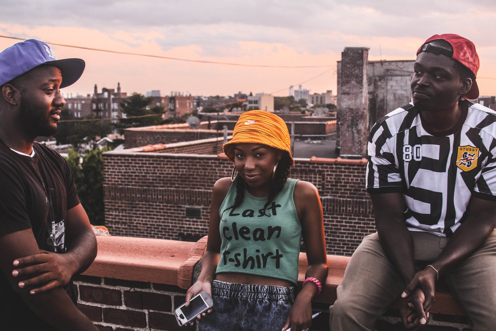 The Slum Royals consist of three members, Fest, Moro and Siah. The trio are on a mission to bring back respect to New York Hip-Hop. The Slum Royals plan to take back Brooklyn in the Emcee competition.