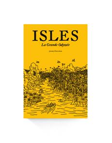 ISLES,    LA GRANDE ODYSSÉE    °   JEREMY PERRODEAU