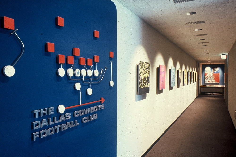 Dallas Cowboys Offices
