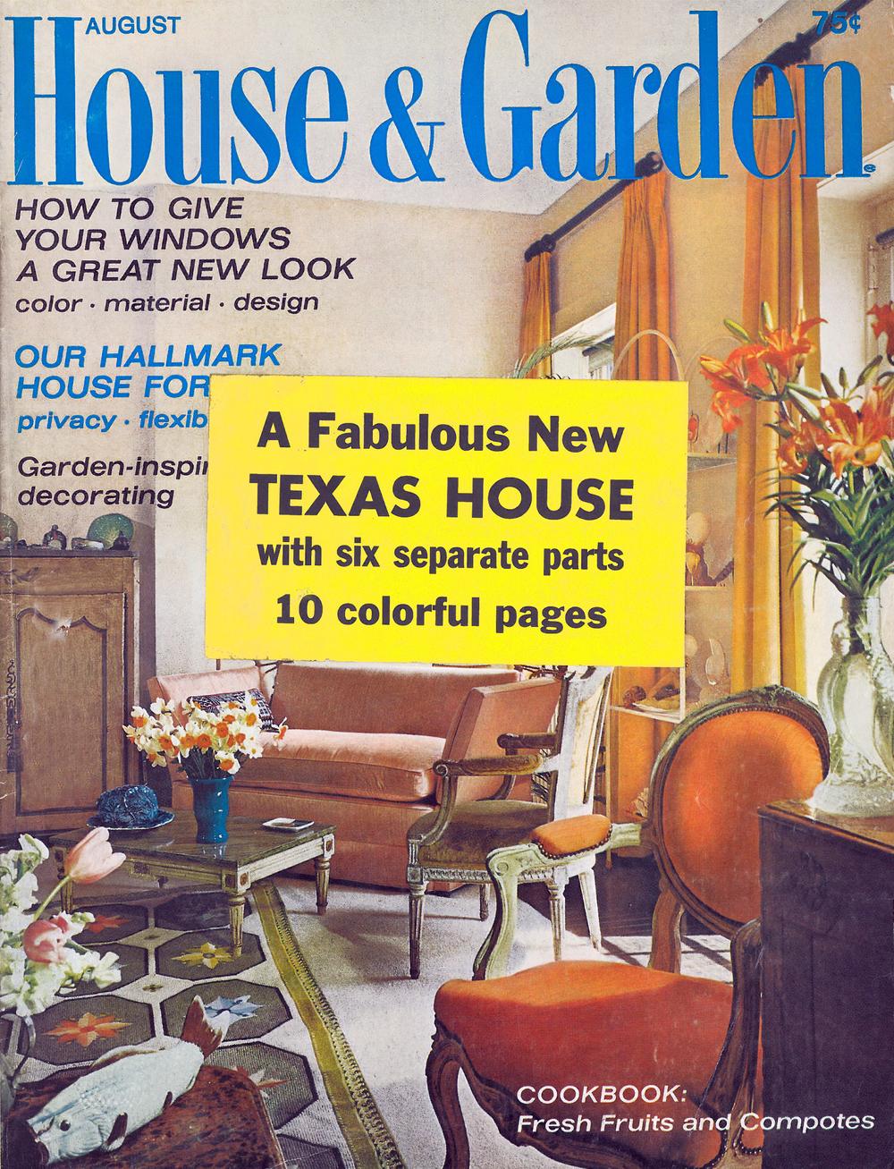 House and Garden 1969