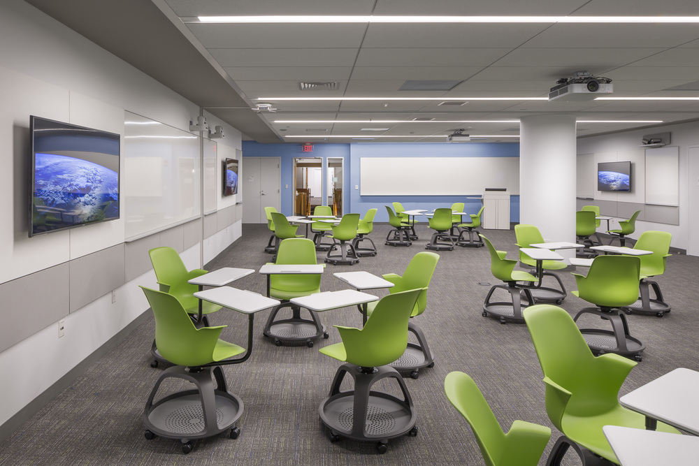 Harvard Classroom Design ~ Active learning classrooms harvard school of public
