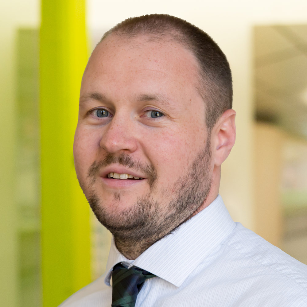 Eamonn Meagher, AIA Associate