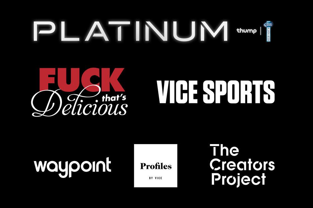 VICE Branding
