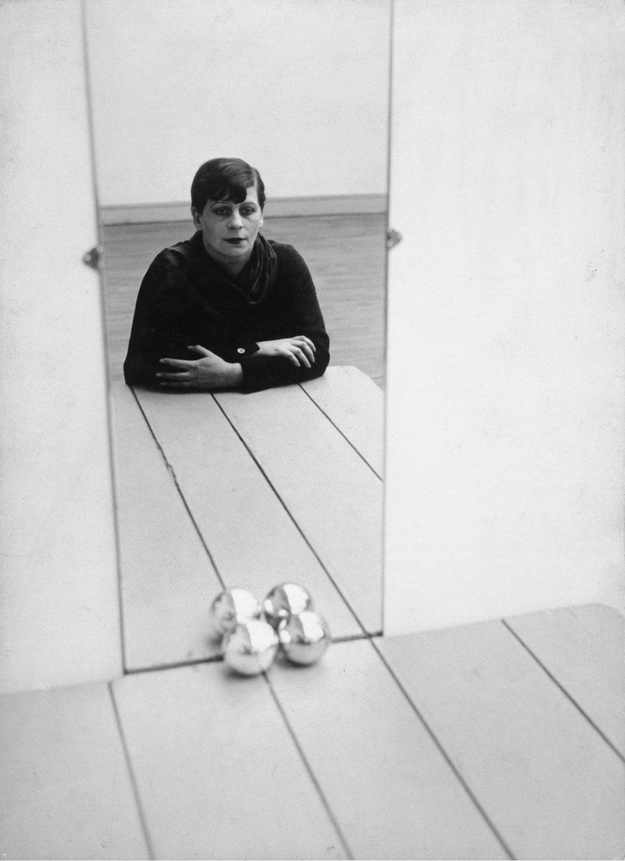 Florence Henri - Self-Portrait, 1928