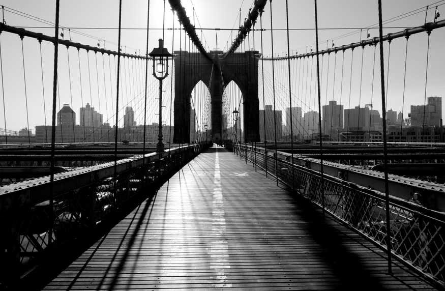 Copy of Copy of Brooklyn Bridge, Manhattan, New York City, USA