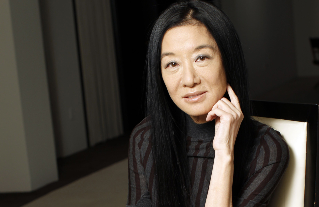 Designer  Vera Wang  was a professional ice skater and even appeared in Sports Illustrated before she dipped her toes into fashion and launched her own brand at the age of 40.