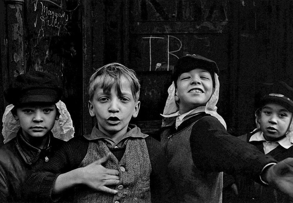 Helen Lveitt, New York, c.1940.