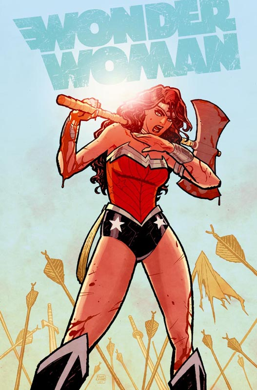 New 52 Wonder Woman