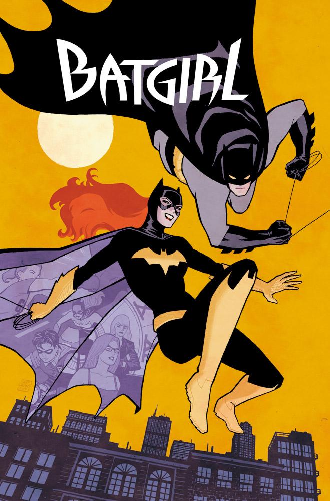 Batgirl - Batman 75 variant cover.jpg