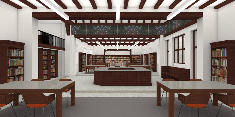 DDC Glendale Library