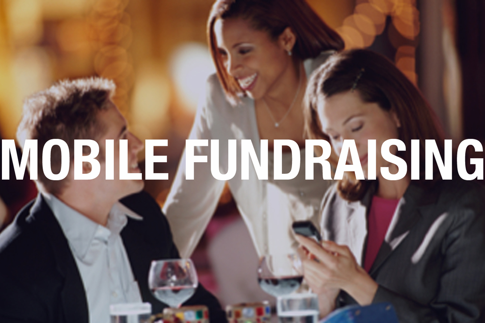 Add excitement—and raise more money—at your next event with a mobile phone campaign by textgiving.com. During your event, guests will be able to send tribute messages and philanthropic pledges from their mobile phones.