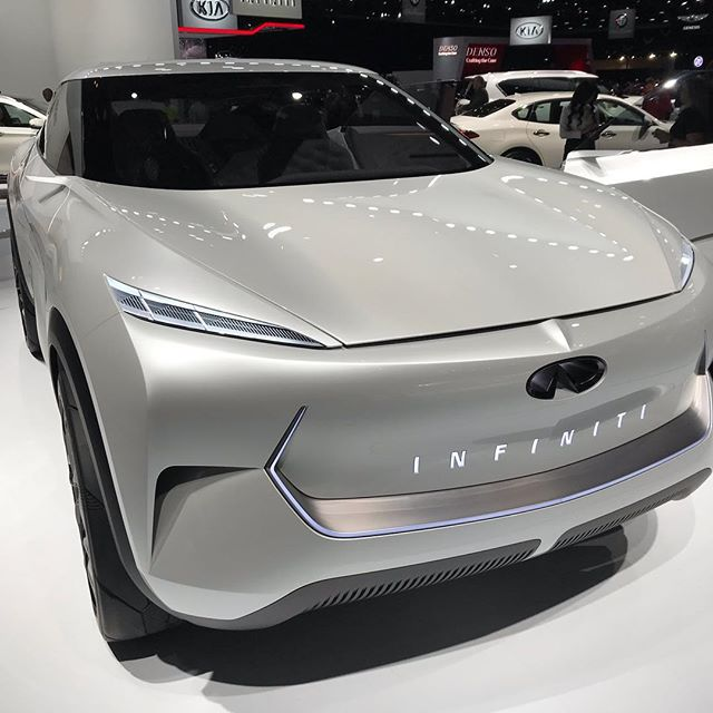 #naias2019 highlight 3: #conceptcars some beautiful and some are...interesting.