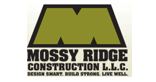 Mossy Ridge Construction, LLC Mossy ridge is dedicated to sustainable practices in residential construction that minimizes their environmental impact.  They utilize LEED-certified standards and a step-by-step design process involving client, architect, and designer, to make sure a home is both environmentally sound and structurally distinct. Phone: 615-238-1270 Email: info@MossyRidge.com