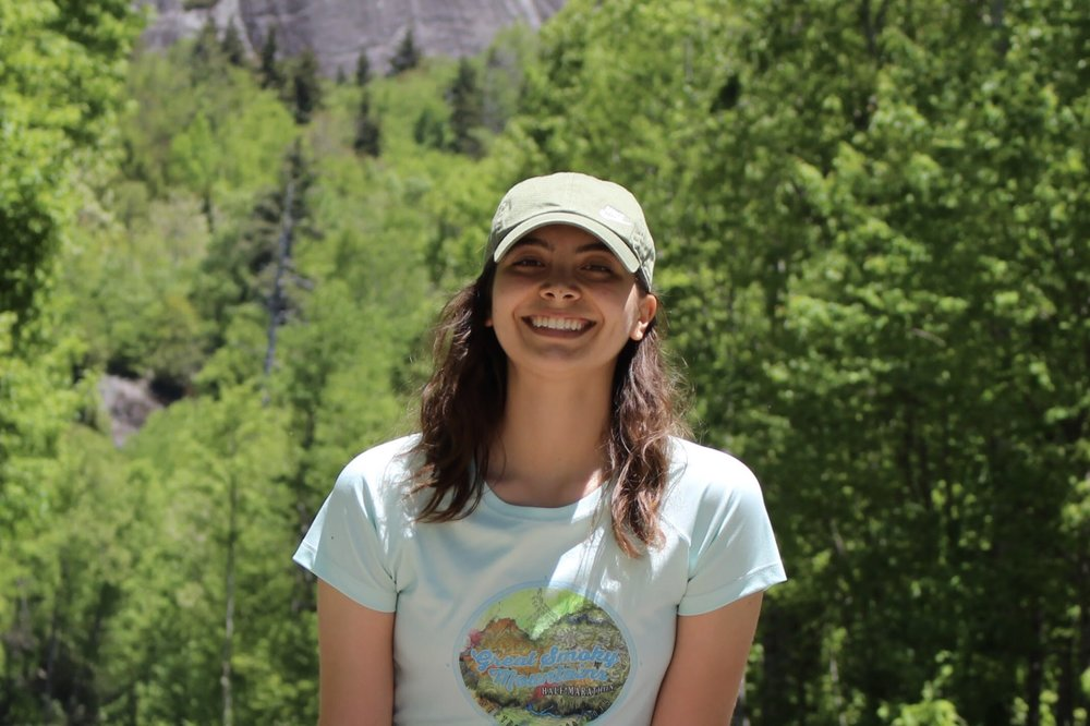 LIZZY   Lizzy Gaviria is a senior at Hume-Fogg Academic High School and focuses on Natural Resources in the Livable Schools Committee. Throughout her time in school, she has a developed a passion for the environment, science, and green living. Her classes have inspired her to pursue environmental science in college. As part of the Livable Schools Committee, she is thrilled to engage students in Nashville with activities that will promote a healthy environment. She hopes to bring her experience in class and work with the Tennessee Environmental Council together to teach others about sustainable practices that will help them lead healthy, environmentally-conscious lives. In addition to these activities, she enjoys art, dancing, and nature. You may find her outside hiking, taking pictures, visiting the farmers' market, or volunteering at the Frist Center of the Visual Arts.