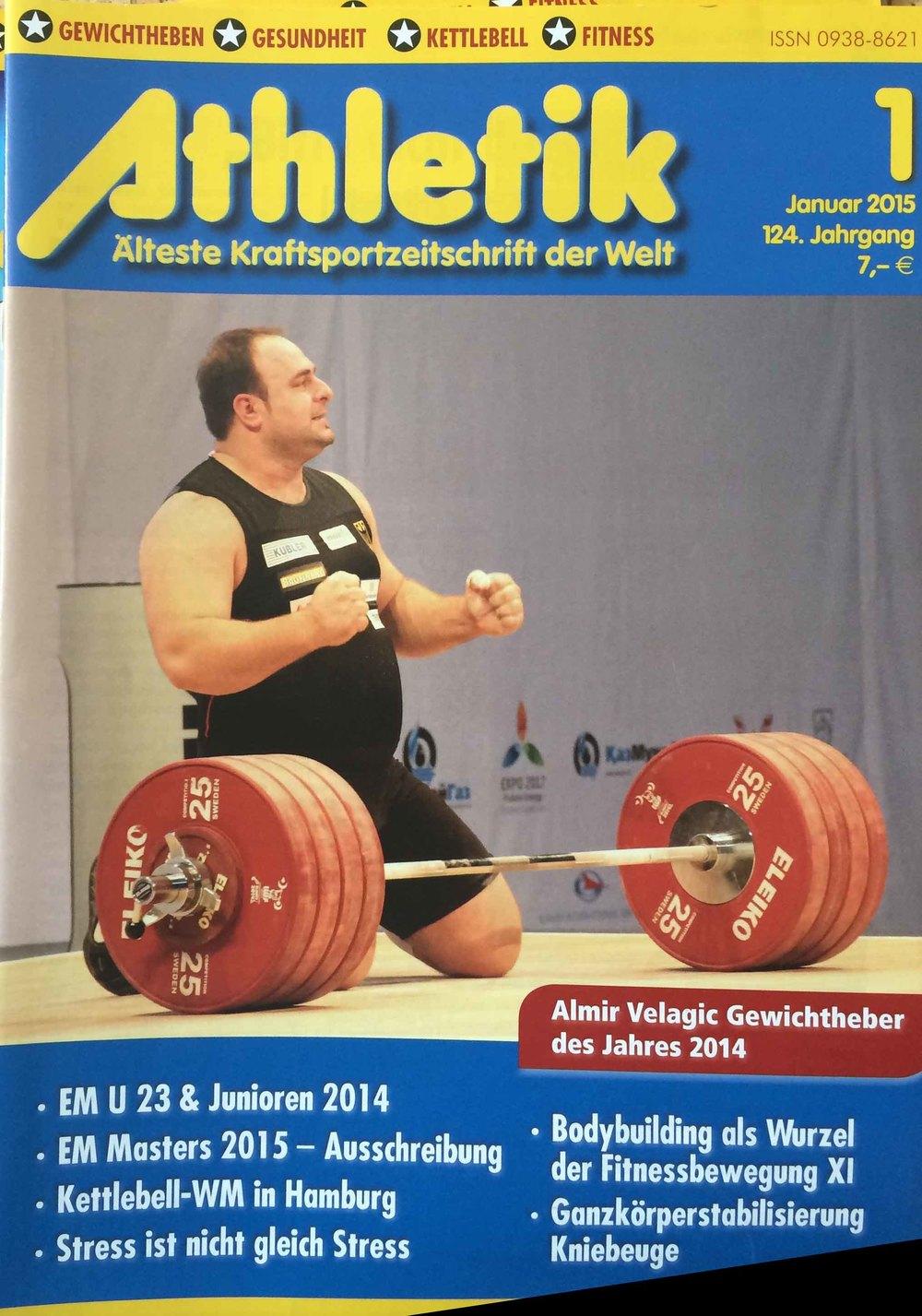 Kettlebell World Championship Hamburg