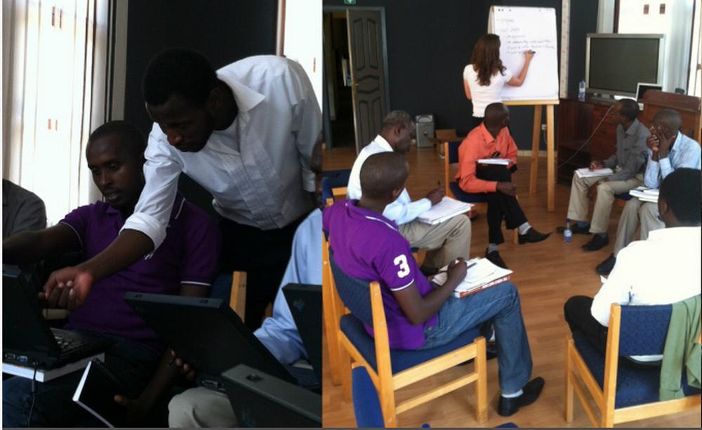 2012 EIHR Conference Kigali