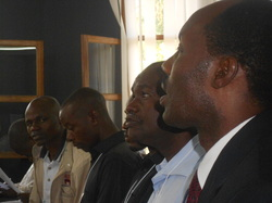 Over 30 Rwandan teachers from all over the country attended the event.