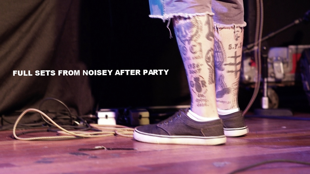 Live sets from July 27th 2014 noisey after party for this is hard core