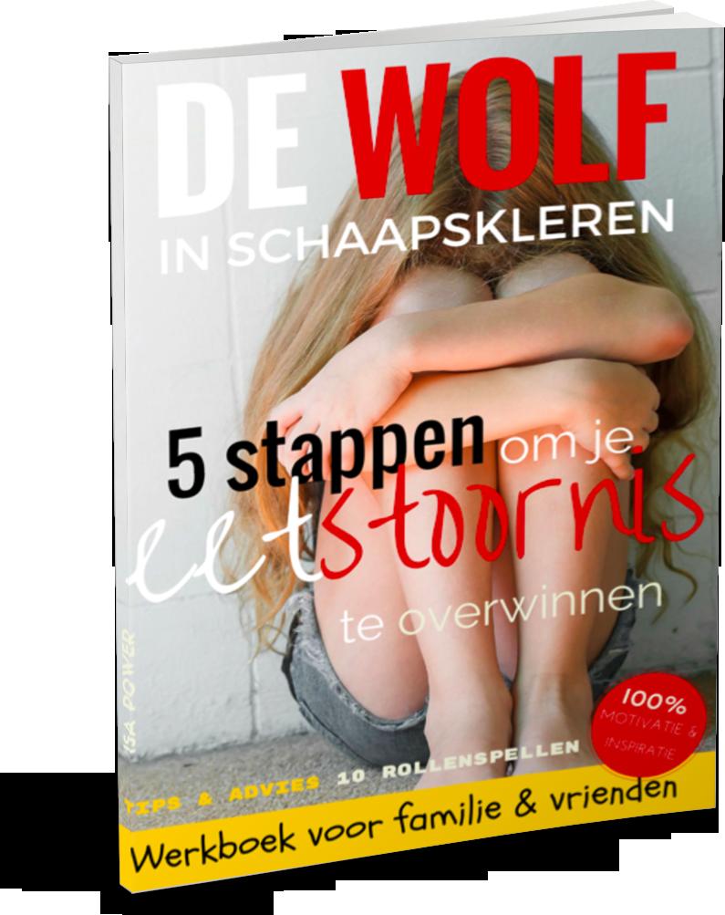 de wolf in schaapskleren - overwin je eetstoornis - www.isapower.nl
