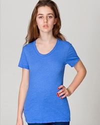 AMERICAN APPAREL BB301: 3.7 oz., 50/50 combed cotton 50% cotton / 50% poly