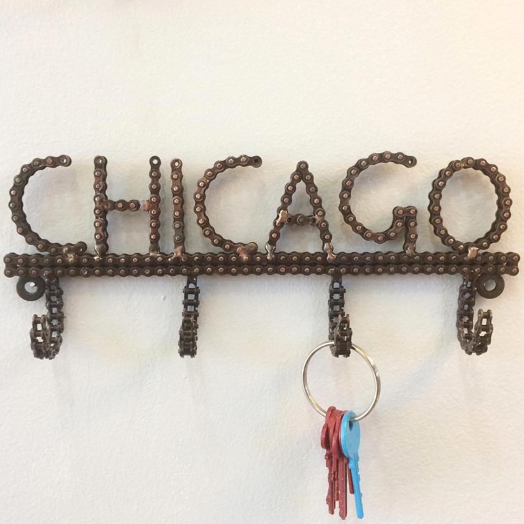 Chicago Key Hook