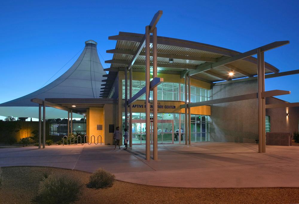Edith Ball Aquatics Center   Tucson, Arizona | City of Tucson   click for more photos