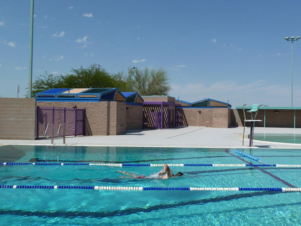 Pima County Kino Pool Tucson, Arizona click for more