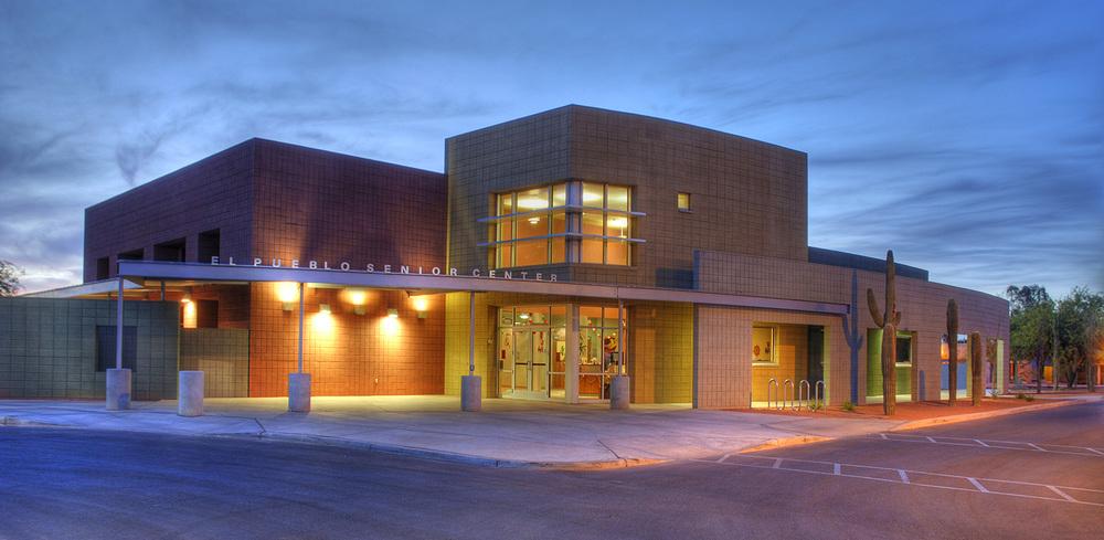 El Pueblo Senior Center Tucson, Arizona personal experience of BWS Principal Frank Slingerland click for more