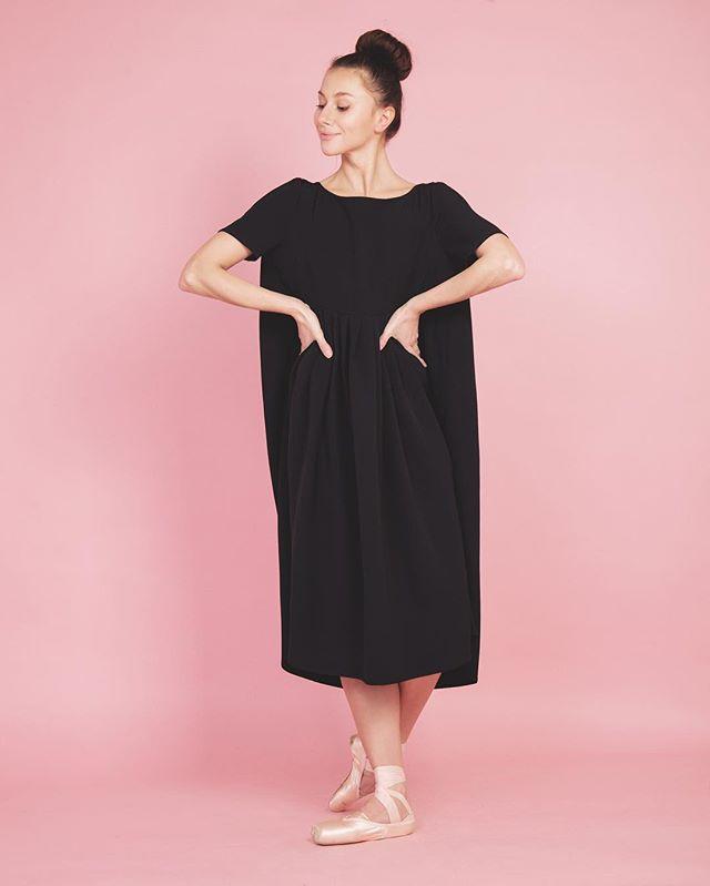 """Платье """"Нормальное"""" #ninashterenberg"""