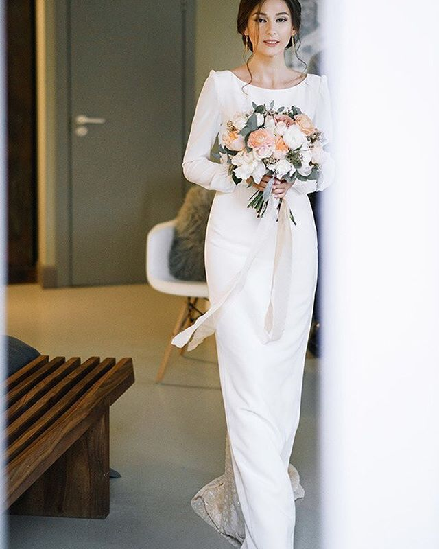 #ninashtrenberg #wedding #dress