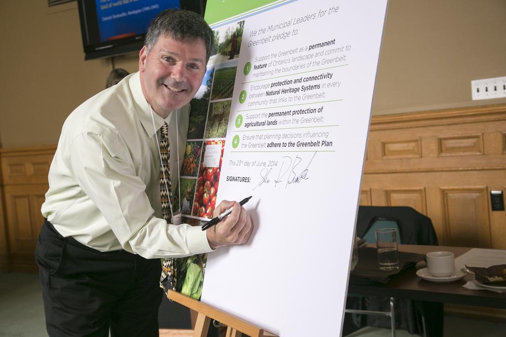 Glenn De Baeremaeker City Councillor, Toronto